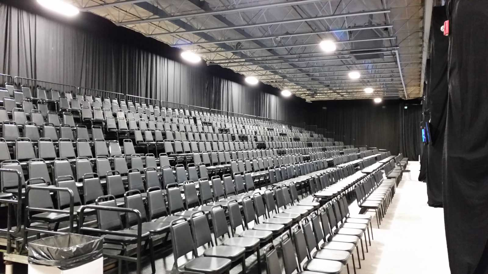 Performance Staging Premium Audience Risers