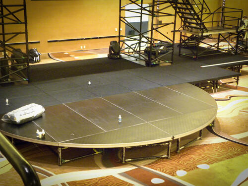 Stage Rental from Performance
