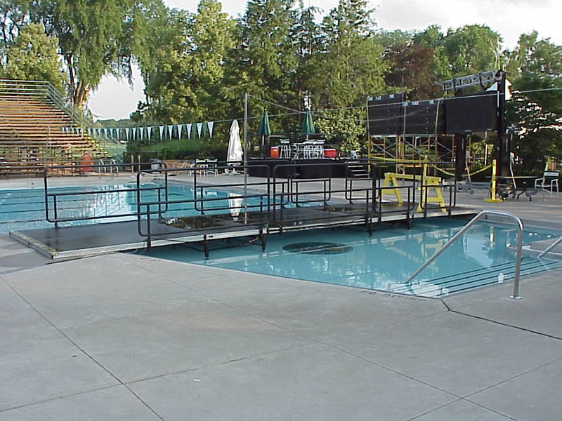 Pool Cover Rental
