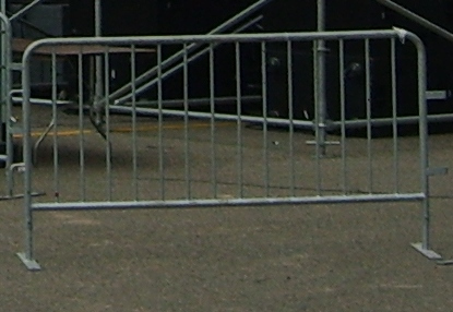 Event Bike Rack Barricade