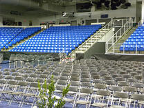 Event Seating Rental: Chairs