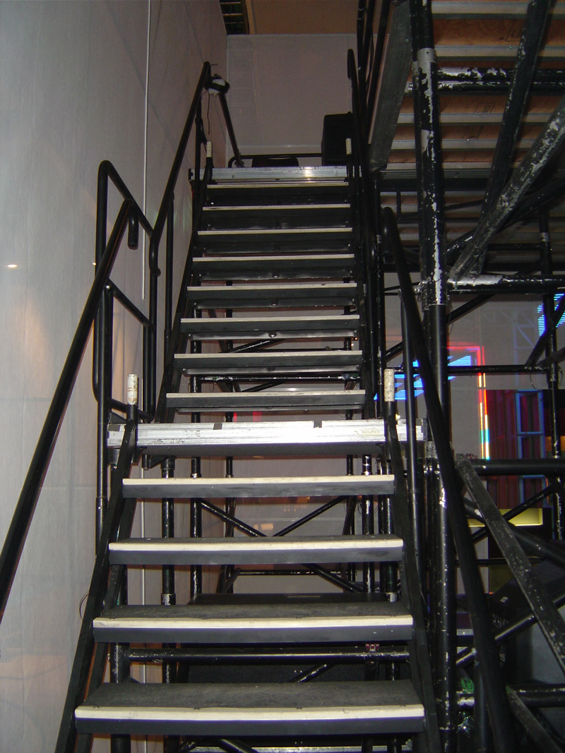 Stair Rental Example