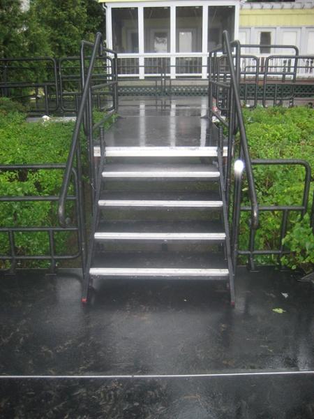 Stair Rental Example