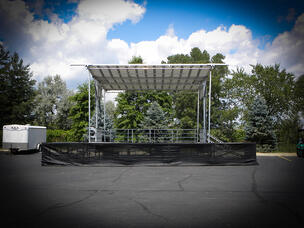 Orlando Mobile Stage Rental