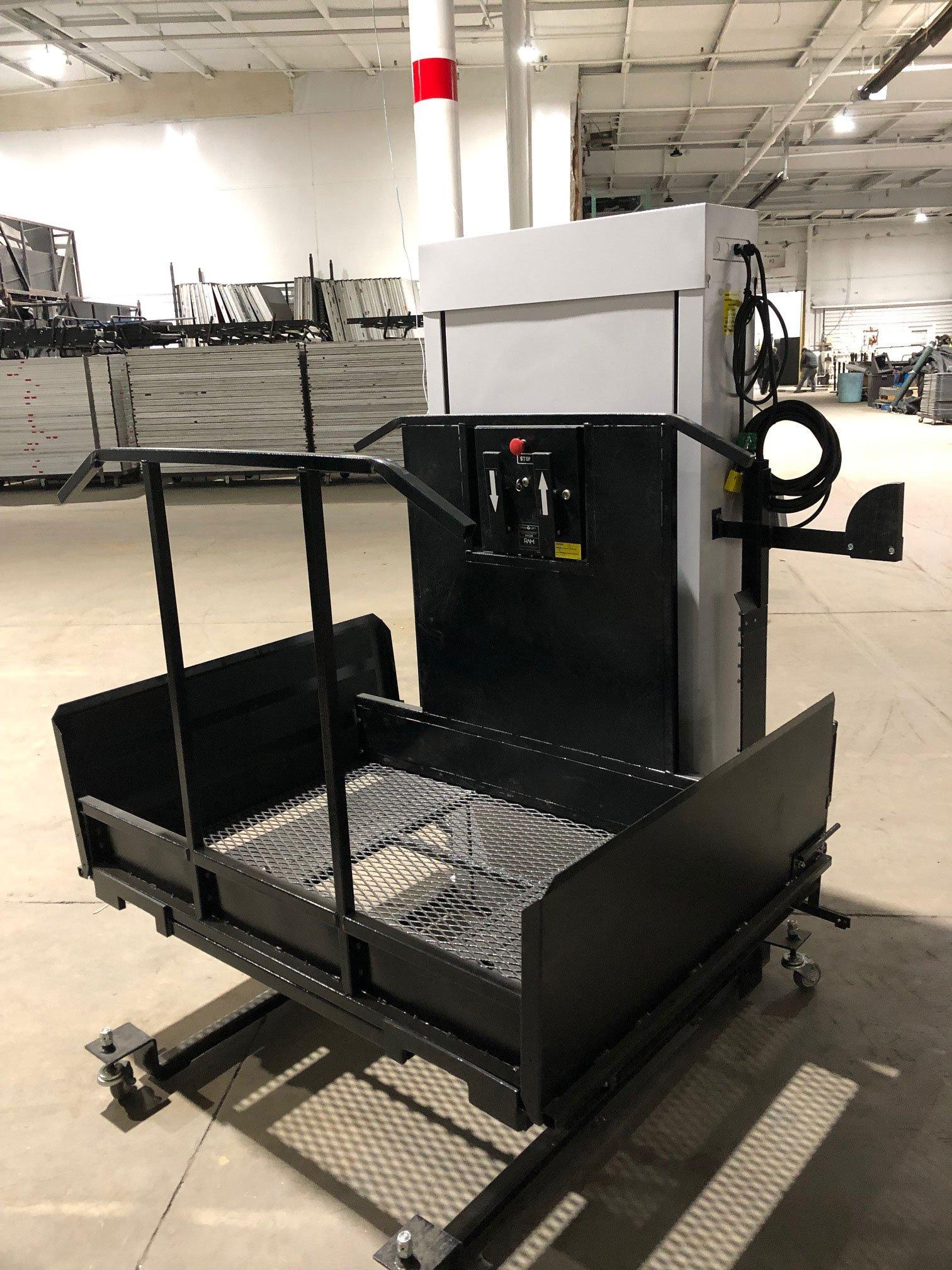 ADA Wheelchair Lift