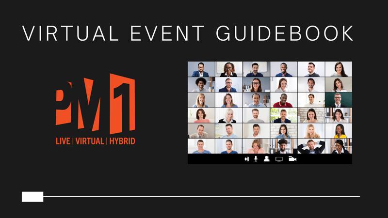 PM1 Studios Virtual Event Guidebook