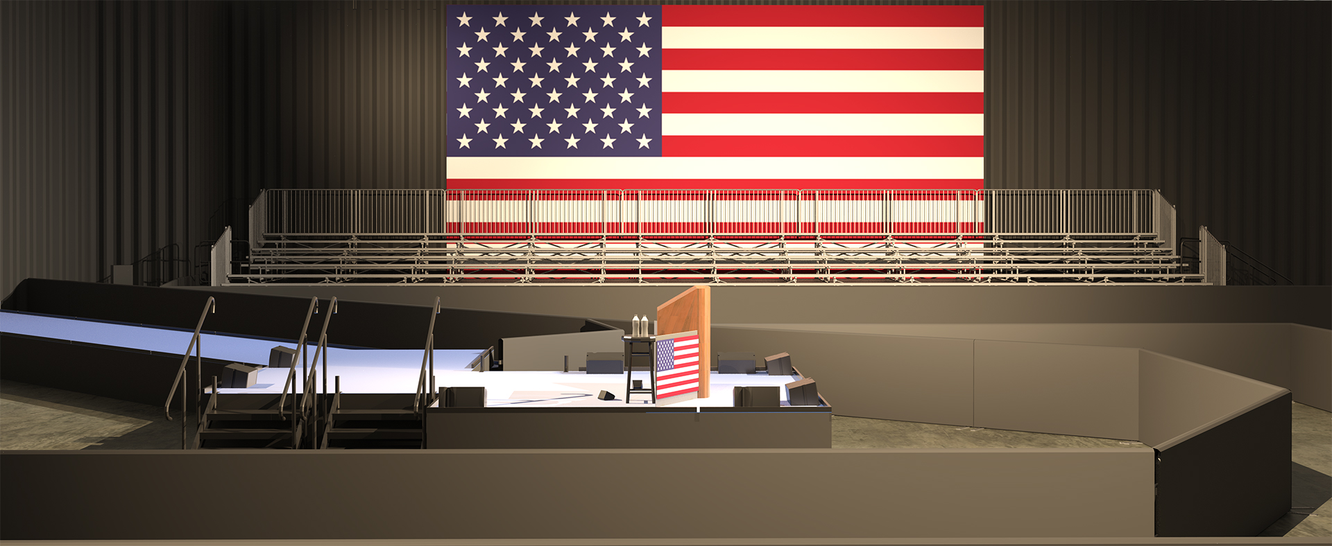 Political Event Production by PM1