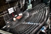Event Seating Rental: Audience Risers