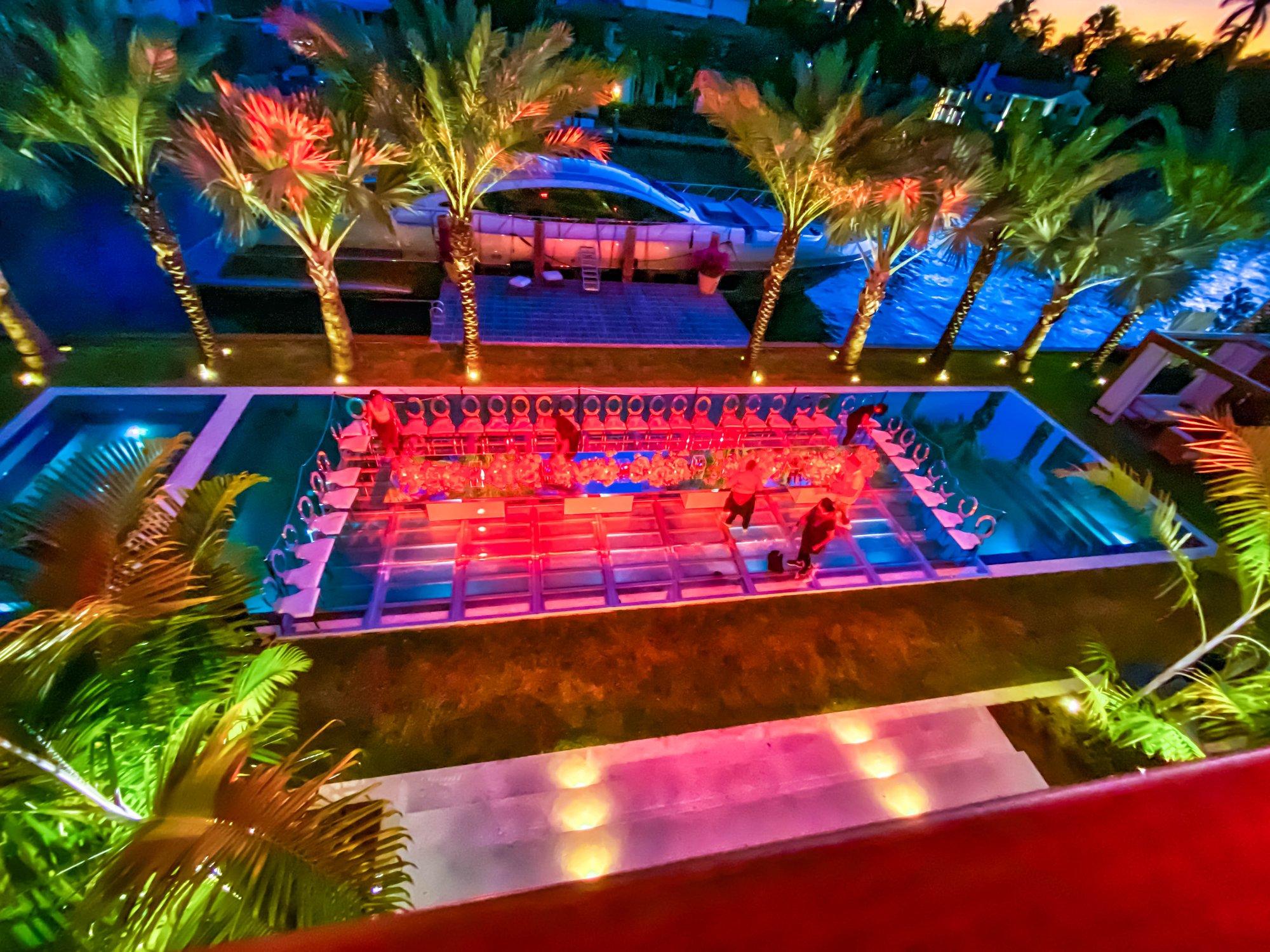 Pool Cover Rental