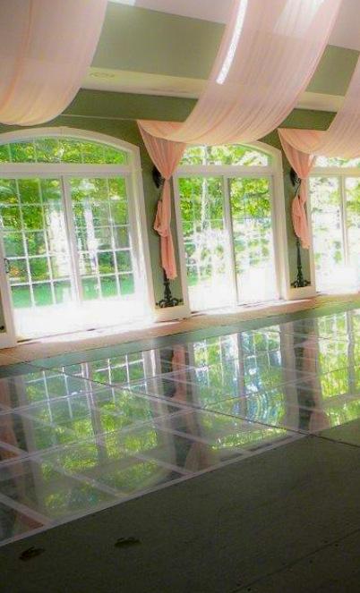 Indoor Pool Cover Rental
